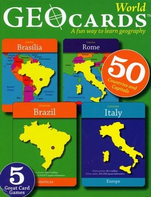 GeoCards World   -