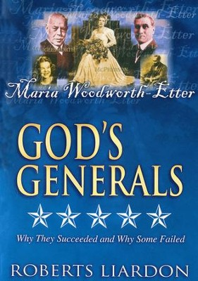 God's Generals, Volume 2: Maria Woodsworth-Etter, DVD   -     By: Roberts Liardon