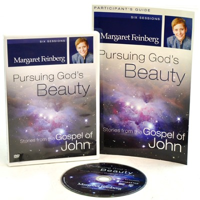 Pursuing God's Beauty Participant's Guide with DVD: Stories from the Gospel of John  -     By: Margaret Feinberg