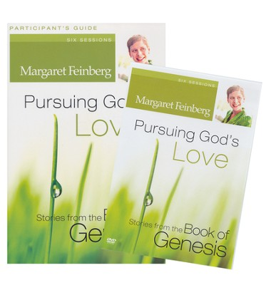 Pursuing God's Love Participant's Guide with DVD: Stories from the Book of Genesis  -     By: Margaret Feinberg
