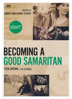 Start Becoming a Good Samaritan Teen Edition DVD: Six Sessions  -     By: Michael Seaton