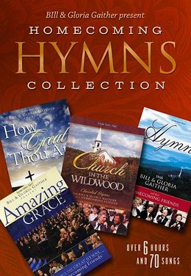 Homecoming Hymns Collection, 4-DVD Set   -