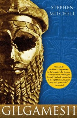 Gilgamesh: A New English Version - eBook  -     By: Stephen Mitchell