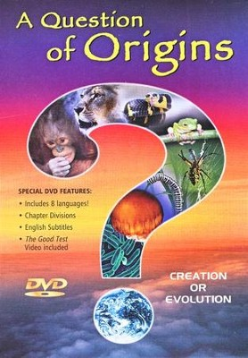 A Question of Origins, DVD   -