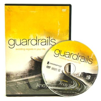 Guardrails DVD: Avoiding Regrets in Your Life   -     By: Andy Stanley