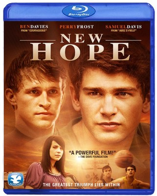 New Hope, Blu-ray    -