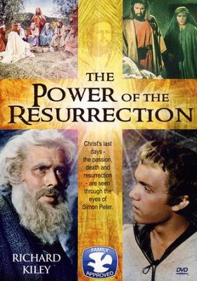 The Power of the Resurrection, DVD   -
