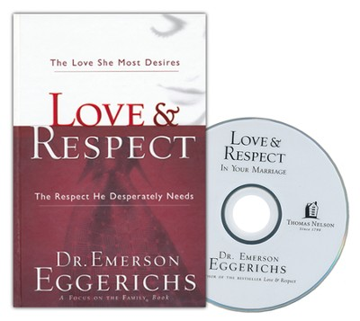 Love & Respect, Special Edition with DVD   -     By: Dr. Emerson Eggerichs