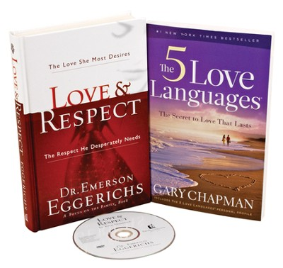 Love & Respect, Special Edition with DVD/Five Love Languages, 2 Volumes  -     By: Dr. Emerson Eggerichs