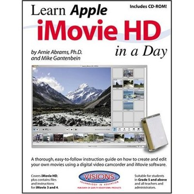 Learn iMovie in a Day   -     By: Arnie Abrams