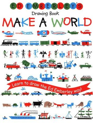 Make a World  -     By: Ed Emberley