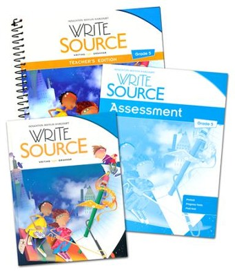Write Source Grade 5 Homeschool Package   -