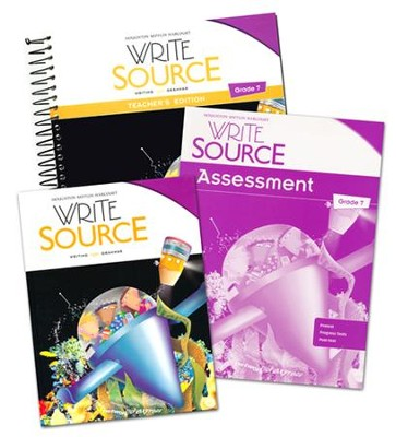 Write Source Grade 7 Homeschool Package   -