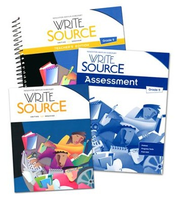 Write Source Grade 9 Homeschool Package   -
