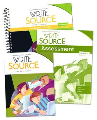 Write Source Grade 12 Homeschool Package   -
