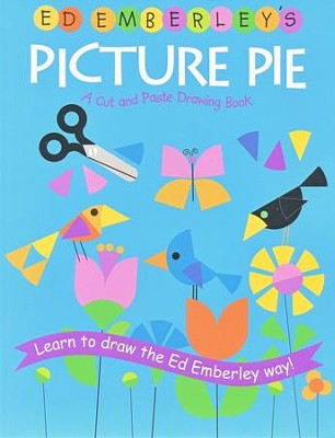 Ed Emberley's Picture Pie  -     By: Ed Emberley