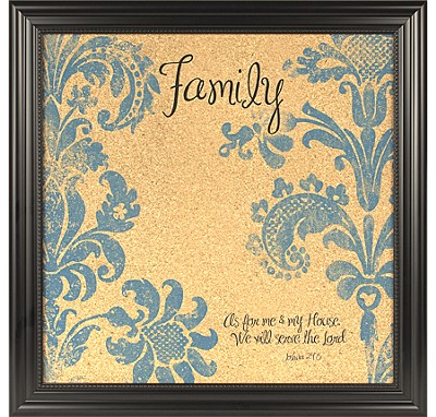 Family, Cork Message Board  -