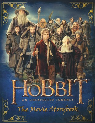 The Hobbit: An Unexpected Journey Photo Storybook  -     By: Paddy Kempshall