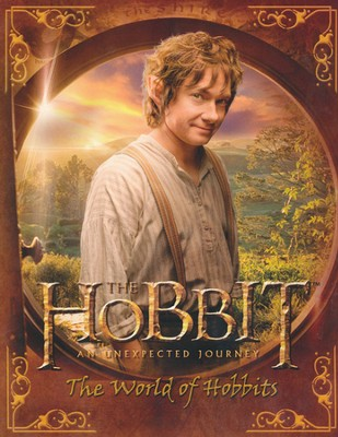 The World of the Hobbits  -     By: Paddy Kempshall