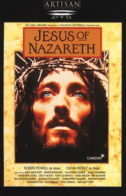 Jesus of Nazareth, DVD   -