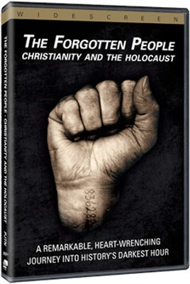 The Forgotten People: Christianity and the Holocaust, DVD   -