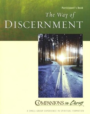 The Way of Discernment: Participant's Book  -     By: Stephen V. Doughty