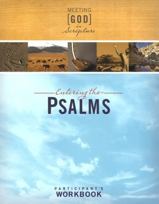 Entering the Psalms: Participant's Workbook  -