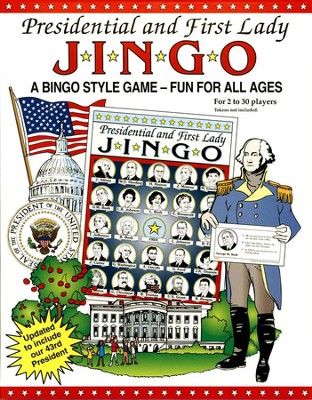 Presidents & First Lady Jingo  -