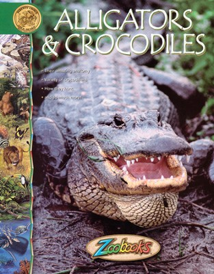 Alligators & Crocodiles, Softcover   -