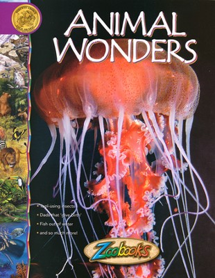Animal Wonders, Softcover   -