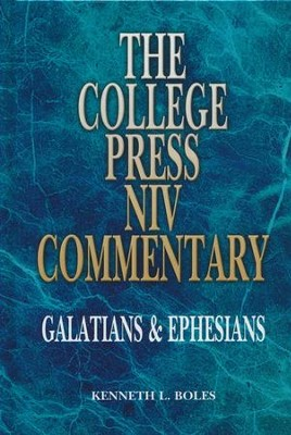 Galatians and Ephesians: The College Press NIV Commentary   -     By: Kenneth Boles