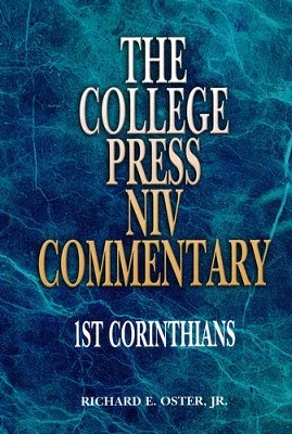 I Corinthians: The College Press NIV Commentary   -     By: Richard Oster
