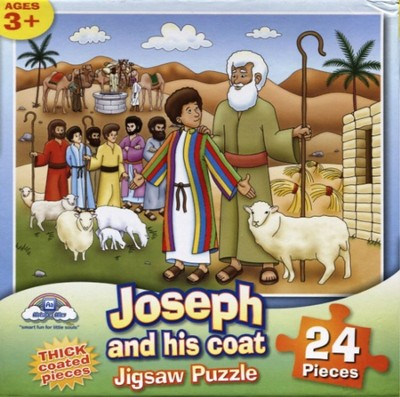 Joseph and His Coat Puzzle   -