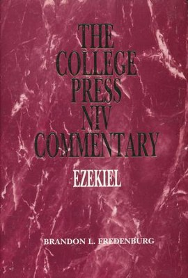 Ezekiel: The College Press NIV Commentary   -     By: Brandon Fredenburg