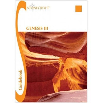 Genesis III: The God of the Nation Guidebook  -     By: Stonecroft Ministries