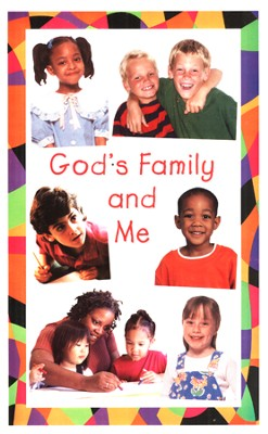 God's Family and Me  -     By: Stonecroft Ministries