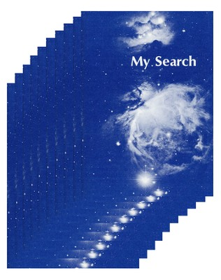 My Search - pamphlet - pack of 10   -     By: Stonecroft Ministries