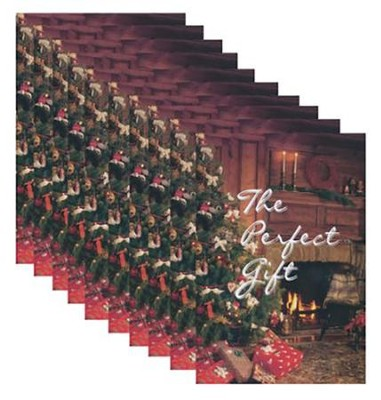 The Perfect Gift - pamphlet - pack of 10   -     By: Stonecroft Ministries