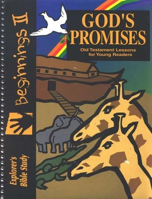 God's Promises Student Workbook   -