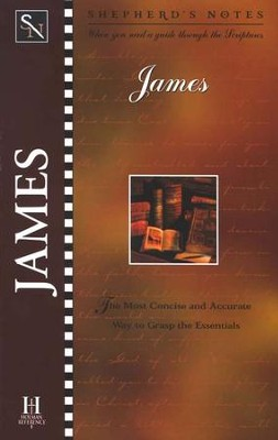 Shepherd's Notes: James   -     By: David R. Shepherd