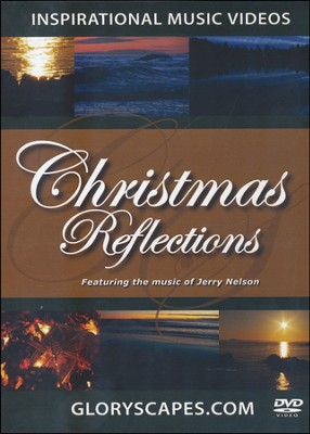 GloryScapes: Christmas Reflections DVD   -