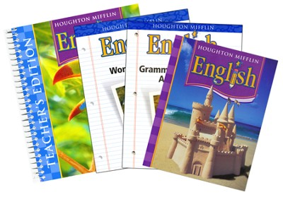 Houghton Mifflin English Grade 3 Homeschool Package   -