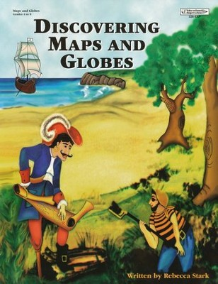 Discovering Maps & Globes, Grades 4-8   -     By: Rebecca Stark