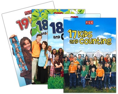 The Duggars Seasons 1-4 on DVD The Duggars Seasons 1-4 on DVD  -