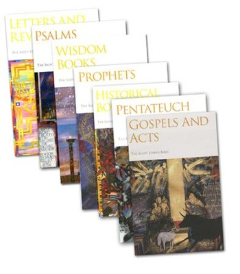 The Saint John's Bible: 7 Volume Complete Set  -     By: Donald Jackson