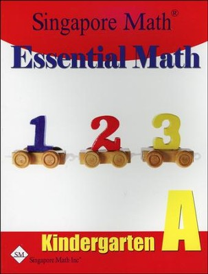 Essential Math Kindergarten A   -