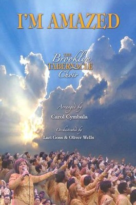 I'm Amazed Choral Book  -     By: The Brooklyn Tabernacle Choir