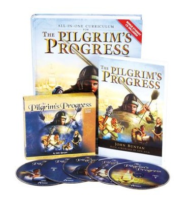 Answers in Genesis All-in-One Pilgrim's Progress Combo Pack   -