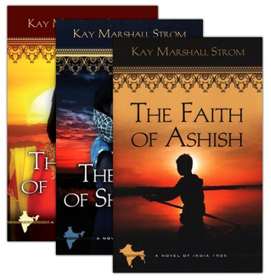 Blessings of India, Volumes 1, 2 and 3  -     By: Kay Marshall Strom