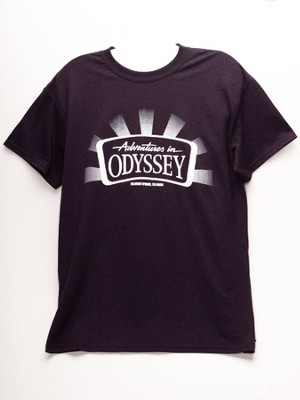 Adventures in Odyssey® Adult T-Shirt, Blackberry X-Large  -